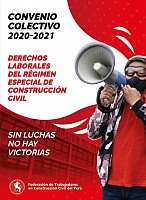 Cartilla de derechos laborales 2020-2021